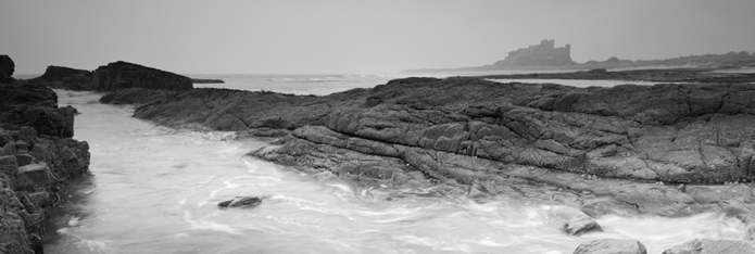 Bamburgh Black and White