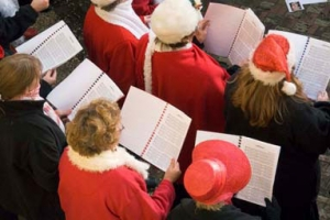 Festive Carols and Seasonal Songs: Caedmon Choir