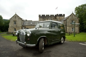 Kielder Vintage and Classic Vehicle Show