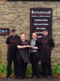 British Sausage Week at Battlesteads