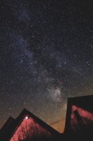 Battlesteads Dark Sky Observatory and the Milky Way