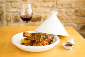 Battlesteads Lamb tagine