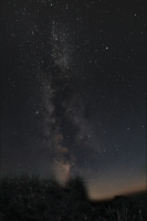 Milky Way from Battlesteads