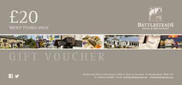 Battlesteads £20 Voucher Voucher