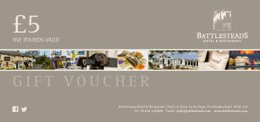 Battlesteads £5 Voucher Voucher