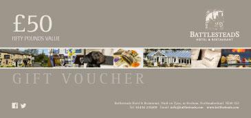 Battlesteads £50 Voucher Voucher