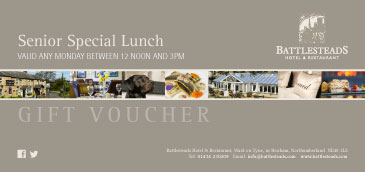 Senior Special Lunch