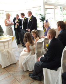 Weddings at Battlesteads
